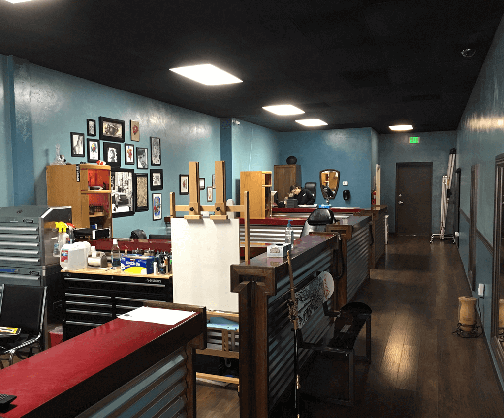 Tattoo shop St George Alpha & Omega