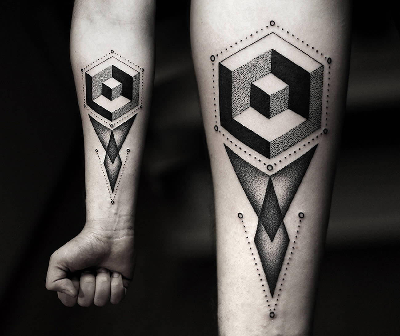 mIXXKPO | Alpha & Omega Tattoo