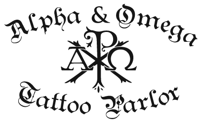 Alpha Omega Tattoo | St George tattoo shop | St George Utah 84770